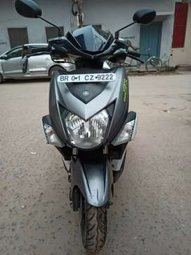 Yamaha Ray Zr In Very Well condition