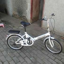 Sepeda lipat anak SD PRELOVED
