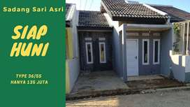 Rumah siap huni di Rancamanyar