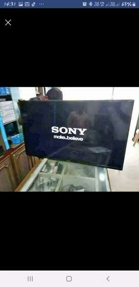 Samsung Panel inside and sony panel 24 LED TV HD With 2 year warr
