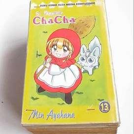 Komik Si Penyihir ChaCha 1-13 Tamat