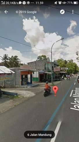 Satu satunya lokasi paling strategis di dekat kampus UNY wates Jogja