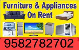 Available on RENT all home appliances anf furniture