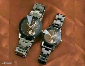 hot & latest Watches Trendy Couple Watches  Strap