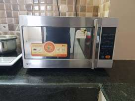 LG Convection Microwave for sale