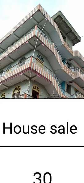 Residential to Commercial house sale 1Lakh/rent Aata Hai