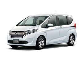 Honda Freed Get On Easy Monthly Installment...