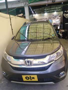 Honda BR-V S Package 2017 Bank Leased