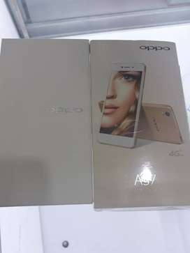 FOR SALE OPPO A37 ROSE GOLD RAM 2/16GB FULLSET ORI NO MINUS