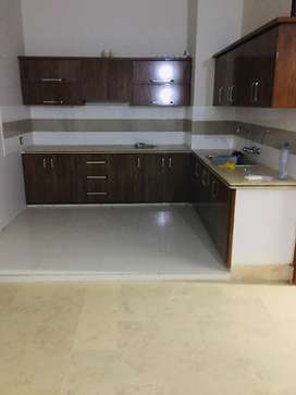 ground floor brand new portion for rent in North Nazimbad block A