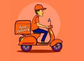 Job karey food delivery ka aur kamaye 18000 tak
