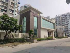 2 bhk flat for rent in omaxe city sonipat SEMI FURNISHED