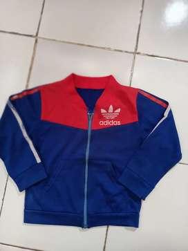 Jaket sport anak