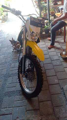 Kawasaki klx bf pajak baru lowww