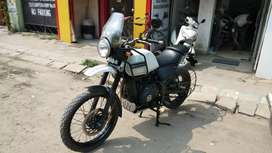 Sell or exchange Royal enfield himalayan Emi available