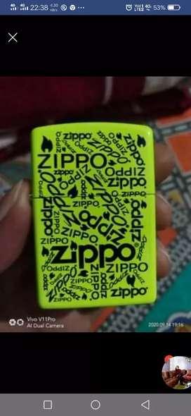 Zippo Lighter USA Oroginal . New
