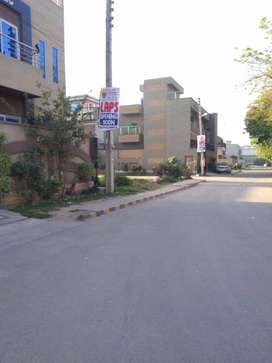 4 Marla Commercial Plot for Sale Hassan Commercial Zone