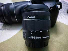 Canon EF-S 18-55mm f/3.5-5.6 IS  Il Lens