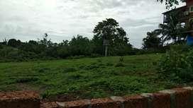 1500sqm Settlement plot at Nuvem for Sale, near Carmel College.
