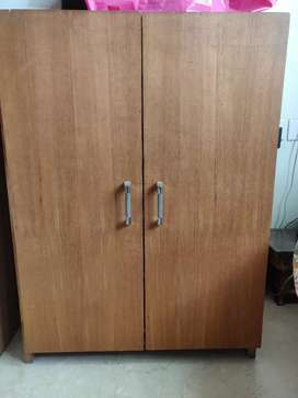 2 Shoe racks with 5 channel drawers 4000/- each