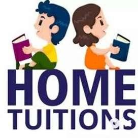 I'm a home tutor