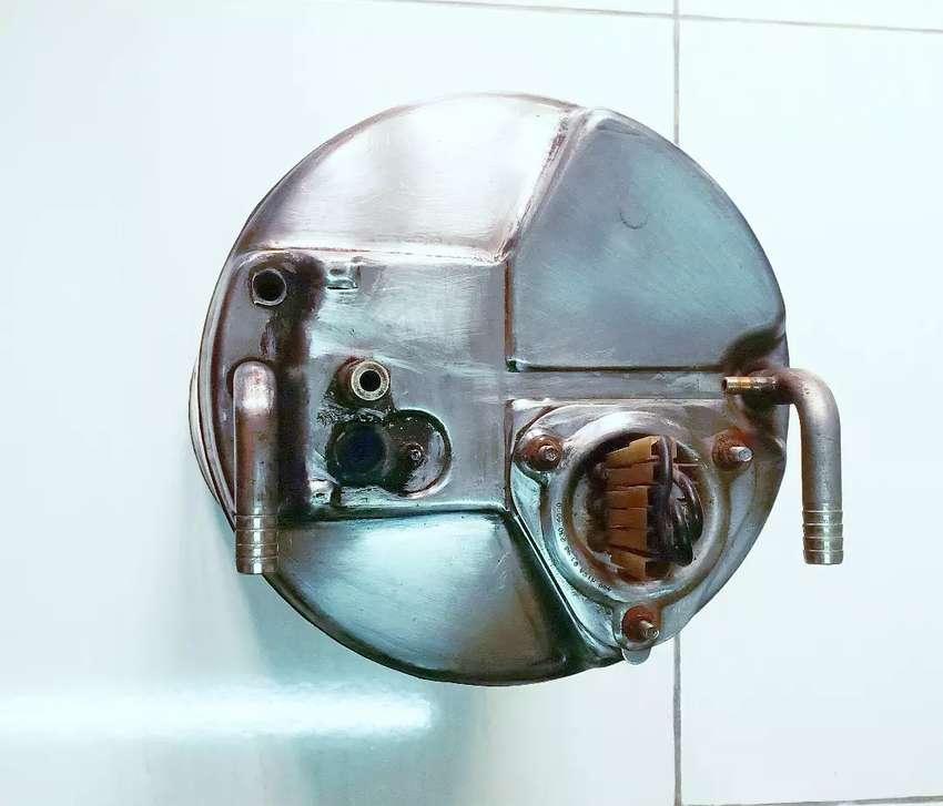 Zanussi boiler tank complete w Zanussi heating element for dishwasher 0