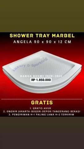 Shower Tray Marbel Angela
