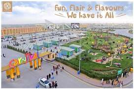 Plot In Just 16 Lac Only, Bahria Town Karachi