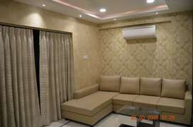 Special fully furnished 2BHK flat for rent at New town near axis mall