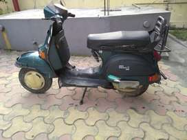 Lml vespa in perfectly working condition
