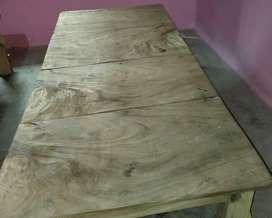 Wooden bed, nayapali N6