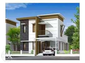 Ready to move villas in calicut.