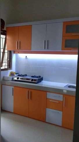 kitchen set dekorasi partisi penyekat ruangan RY