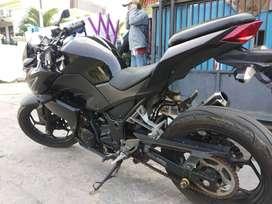Ninja 250 fi 2013
