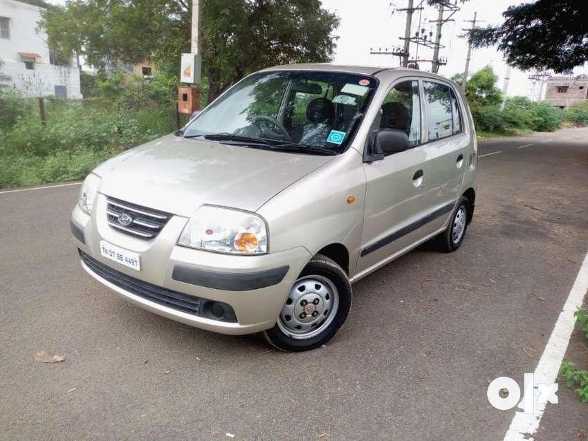 Hyundai Santro Xing GLS, 2008, Petrol 0