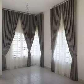 gorden minimalis curtain  834