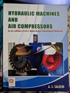 Hydraulic machines and air compressors