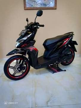 Honda Beat 2019 km 7rb mulus spt baru