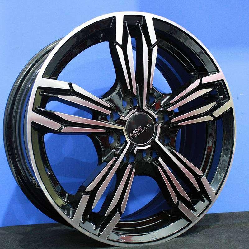 MERKIN 5297D R15x6 Lubang8 BMF - HSR Velg/Pelek Mobil Import 0