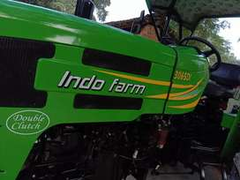 INDO FORM tractor(65Hp)