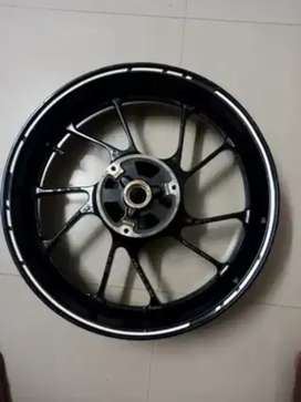 Fz v3 Alloy wheels