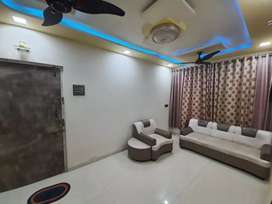 3rd Floor,  G+5 building, fully furnished Dombivli east