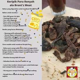 PROMO PARU SAPI BRONT'Z MEAT