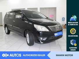 [OLX Autos] Toyota Innova 2012 2.0 G A/T Hitam #Mamin Motor