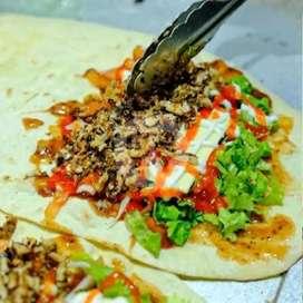Jaga stand kebab