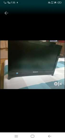 Lenovo ALL IN ONE P.C.