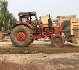 Tractor available On Rent