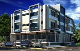 Beautifully Designed Flats on 20% booking, 2.5 years Installments plan