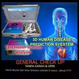 3D QRMA Alat Chek Kesehatan K-Link