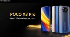 Poco X3 Pro Ram 8Gb Kredit cepat Free 1x cicilan